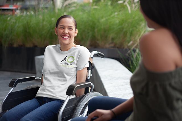 Sustainable Development Community e. V. Wheelchair fund