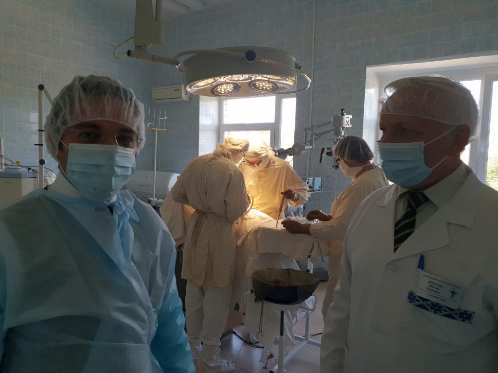 sustainable development community Chernihiv City Hospital No.3