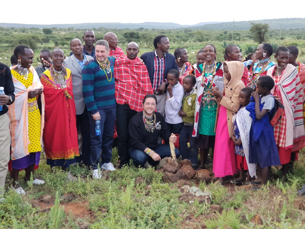 sustainable development community e. v. - Masai Water supply project - Kenya