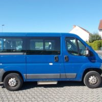 sustainable development community e. V. – Van for people with special needs