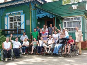 sustainable development community e. v. - wheelchair program