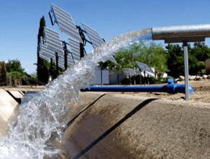 sustainable development community e. V. - Water supply